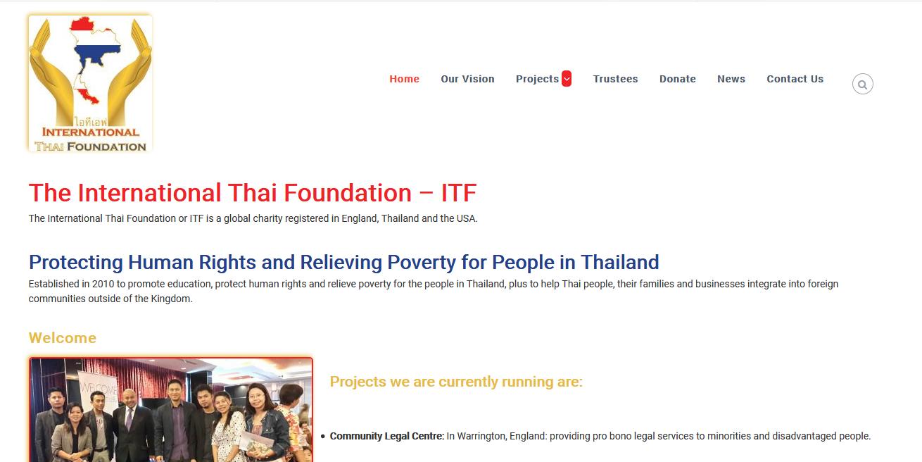 Thai Charity